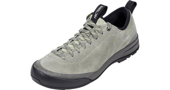 Arc'teryx Acrux SL Leather GTX Sko Damer grå